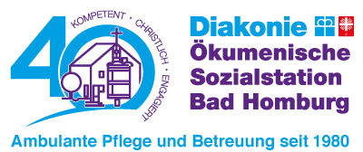 Ökumenische Sozialstation Bad Homburg Logo